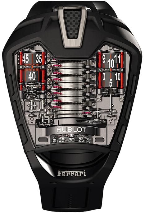 Hublot Masterpiece MP 05 LaFerrari Watch 905ND0001RX Sale