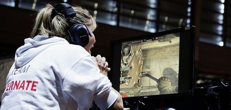 Action video games improve brain function more than so-called 'brain games' | The Brain Might Learn that Way | Scoop.it
