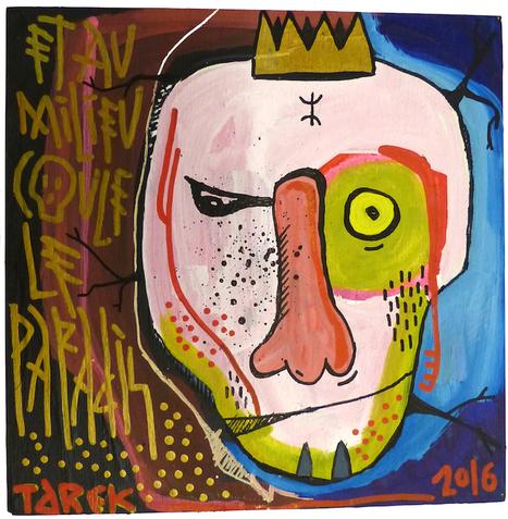Nouvelles œuvres chez No Galerie | The art of Tarek | Scoop.it