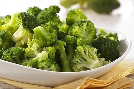 La via alimentare per il buon umore: dai broccoli alla trota, tutti i cibi anti-ansia   PsicoNews   Scoop.it