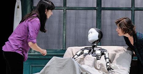 Un robot dans le rôle principal de La Métamorphose au théâtre | Libertés Numériques | Scoop.it