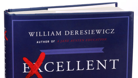 'Excellent Sheep,' William Deresiewicz's Manifesto   e-learning and moocs   Scoop.it