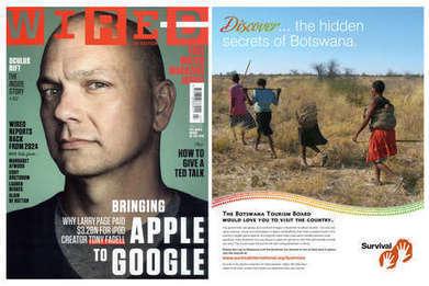 Des centaines de milliers de voyageurs appelés à boycotter le Botswana | Survival International | Afrique | Scoop.it