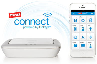 Staples Connect. Como controlar tu casa – internet of things | InternetofThings | Scoop.it