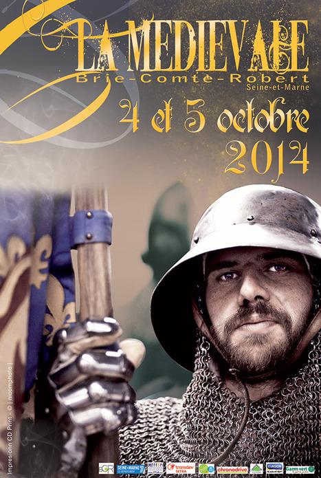 Foire médiévale de Brie-Comte-Robert (77)   L'actu culturelle   Scoop.it