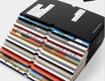 Antalis Book of 12: Hoe ontwerpers over papier denken - Blokboek - Communication Nieuws | BlokBoek e-zine | Scoop.it