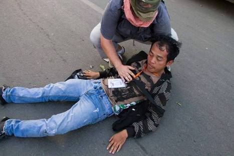 CCIM condemns beating of VOD reporter, calls for investigation | South-East Asia Today | Scoop.it