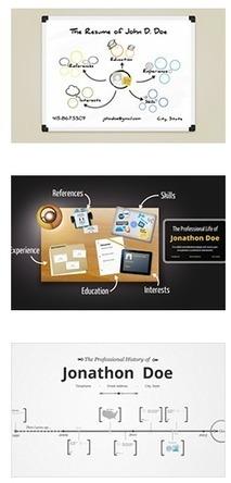 Prezi ofrece plantillas para crear nuestro currículo en Internet | El Content Curator Semanal | Scoop.it