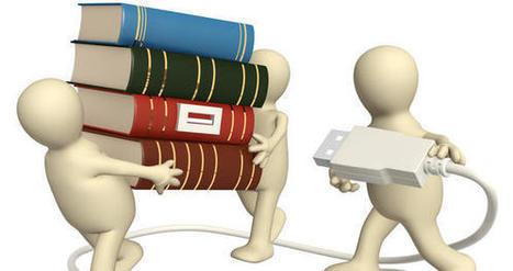 Les usages du livre numérique en mode social restent à développer | L'Atelier: Disruptive innovation | MotsNumériques | Scoop.it