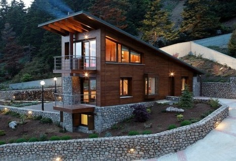 Five Houses on Mount Parnassus by RK Architecture | Latest Updates | Scoop.it