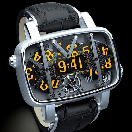 La 3D au service de la haute horlogerie grâce à Dassault Systèmes - ABC Luxe   FashionLab   Scoop.it