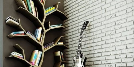 11 Incredible Bookcases For People Who Really, Really Love Their Books | School Library Advocacy | Scoop.it