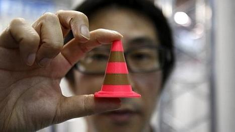 3D printer boom lures new wave of Japanese entrepreneurs | Futurewaves | Scoop.it