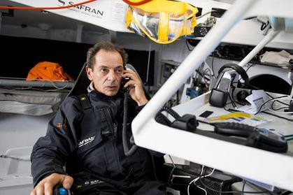 Courses Nautiques : Marc Guillemot au bout de lui-même sur l'Atlantique | Nautisme | Scoop.it