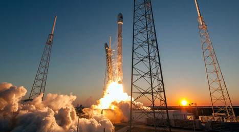 SpaceX To Debut Upgraded Falcon 9 on Return to Flight Mission | SpaceNews.com | The NewSpace Daily | Scoop.it