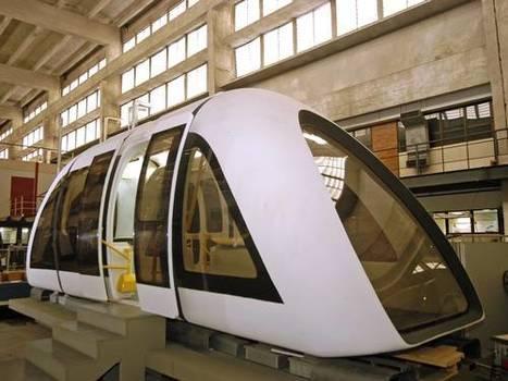 Brasil | Trem de levitação magnética começa a operar antes da Copa de 2014 | Notícias-Ferroviárias Português | Scoop.it