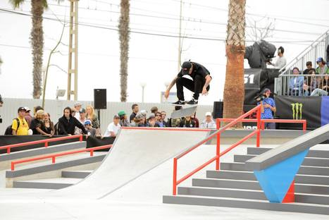 Street League Skateboarding  | Heart is a Lock, Music is the Key | Scoop.it