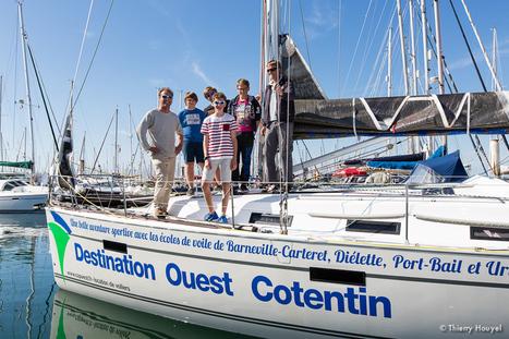 A la découverte des équipages du Tour des Ports - Tour des Ports de la Manche 2015 | Marc Lepesqueux | Scoop.it
