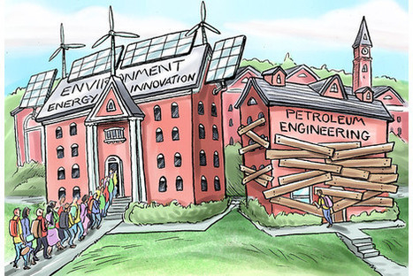 Paul H. Tice: How Climate Change Conquered the American Campus | Peer2Politics | Scoop.it