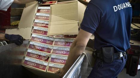 VIDEO. Des excréments d'animaux et du plastique dans les cigarettes de contrebande | Le tabac : Ressources pour les collégiens | Scoop.it