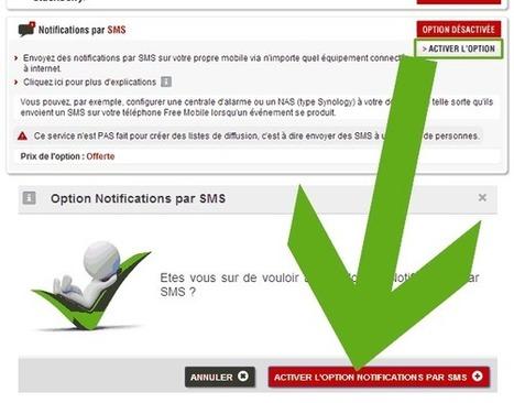 Free Mobile : déclencher un SMS avec un simple email | Freewares | Scoop.it