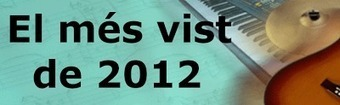 El més vist de 2012 a Melomania Blocs | Actualitat Musica | Scoop.it