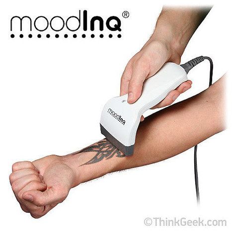 moodINQ - Programmable Tattoo System | #Design | Scoop.it