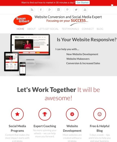 Is Your Website Truly Responsive on Mobile Devices? | Social Media and Mobile Websites | Scoop.it