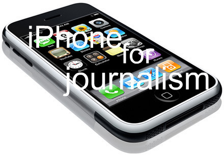 Masterclass 14: iPhone for Journalism | Multimedia Journalism | iPhoneography attempts and journalism | Scoop.it