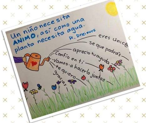 Un niño necesita... | Frases - Quotes - Reflexiones | Scoop.it