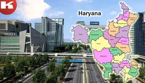 Get a glimpse of the progress of Haryana in the industrial sector | FIND NEW TARGETED CLIENTS | Scoop.it