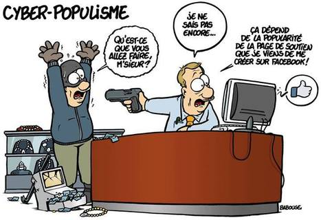 Cyber-populisme | Baie d'humour | Scoop.it