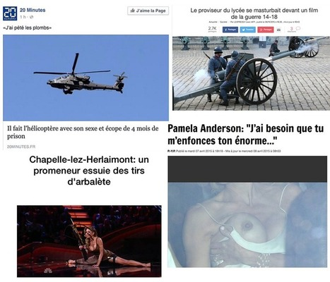 Le top 10 des plus grosses arnaques à la presse et au public de 2015 - Reputatio Lab | Web, E-tourisme & Co | Scoop.it