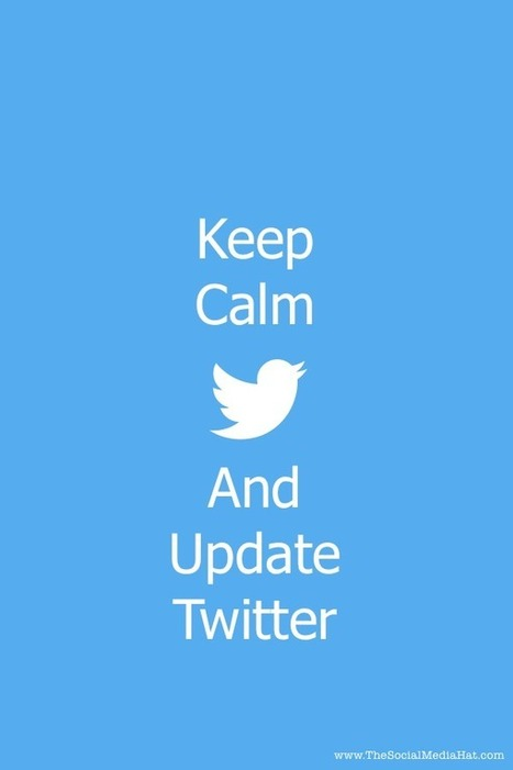 Twitter Updates Mobile Apps with New Design | B2B Content Marketing Daily | Scoop.it