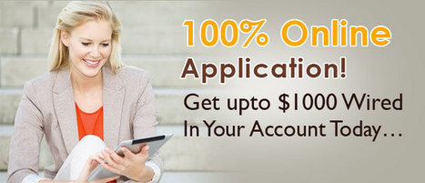 Payday Loans - Getting Instant Cash Support Via Online In Victoria | Payday Loans Online Victoria | Scoop.it