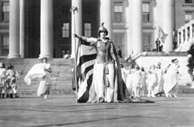 100 Years Ago, The 1913 Women's Suffrage Parade | Social Policy - Welfare & Society. History, Ideology, Poverty & the Future | Scoop.it