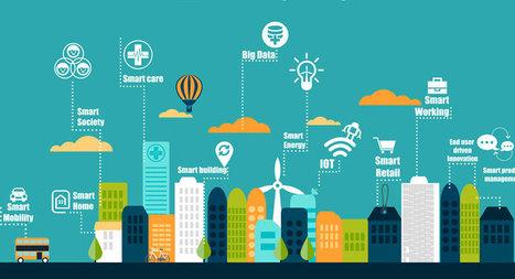 The Future of Smart Cities & Government - Richard van Hooijdonk | The Programmable City | Scoop.it