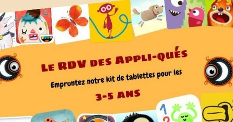 3-5 ans RDV des Appli-qués | Culture | Scoop.it