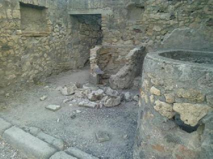 Another 'Collapse' at Pompeii | rogueclassicism | Ancient Pompeii and Herculaneum | Scoop.it
