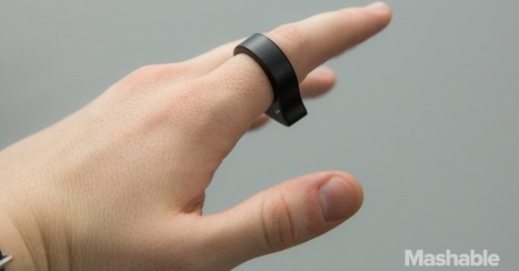 Nod Bluetooth Ring Controls All Your Smart Devices | Mobile for Nonprofits | Scoop.it