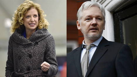 EXCLUSIVE: WikiLeaks' Julian Assange on Releasing DNC Emails That Ousted Debbie Wasserman Schultz | Global politics | Scoop.it