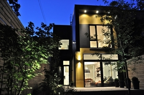 Modern Architecture | 520 Congregation, Montreal, QC | Luxury Real Estate Canada | Scoop.it