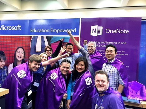 """Connecting with teachers and students through our new """"Meet the Microsofties"""" program - Office Blogs   E-learning and teaching   Scoop.it"""