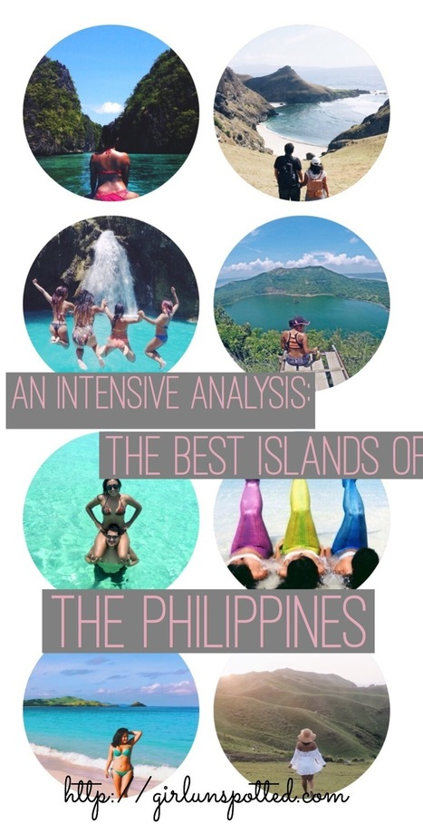 An Intensive Analysis of Philippines' Best Islands | Philippine Travel | Scoop.it