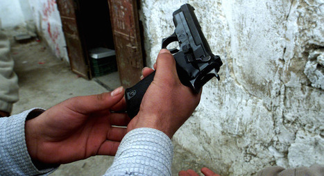 The West Bank's growing gun problem | Upsetment | Scoop.it