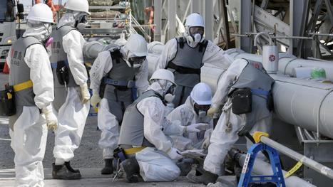 Fukushima 'ice wall' fails to stop radioactive water | Anthropocene, Capitalocene, Chthulucene,  staying with the trouble at Fukushima | Scoop.it