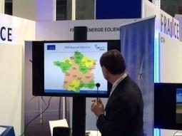 Le parc éolien raccordé en France atteint 8807 MW fin septembre   France Energie Eolienne   Scoop.it