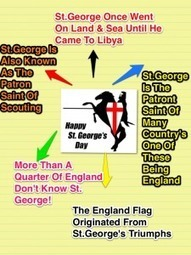 Learning all about St George! Via @ICT_MrP   Using iPads in Primary Schools   Scoop.it