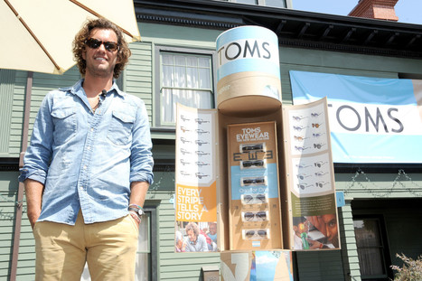 TOMS Founder's New Promise   Business   Scoop.it