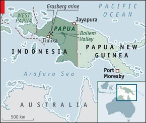 West Papua Indonesia | Sanchez Indonesia | Scoop.it